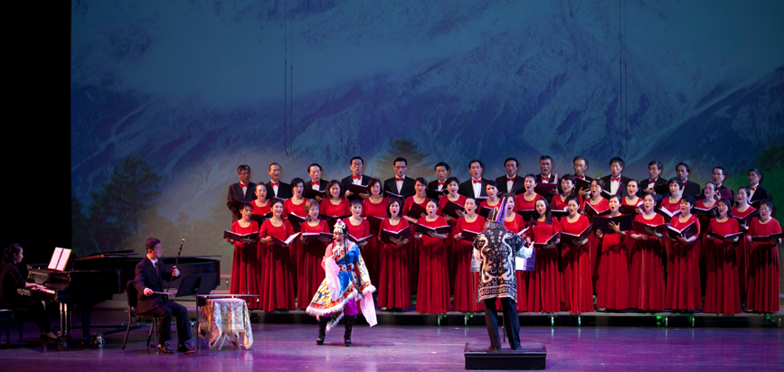MINHUA CHORUS  <span>offers a variety of programs </span>